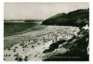 Large Postcard of Carbis Bay, St. Ives, Cornwall