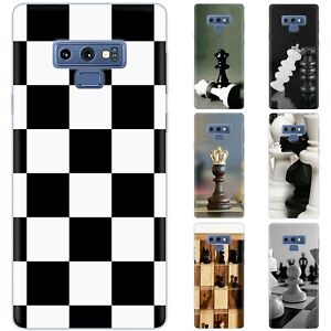 Dessana Chess Silicone Protective Case Pouch Cover For Samsung Galaxy