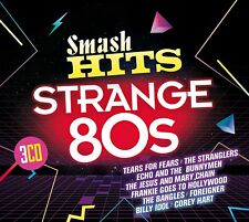 Smash Hits Strange 80s 3 CD Music Box Set 2017