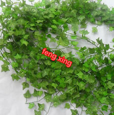 78ft ARTIFICIAL SWEET POTATO LEAF VINE FAUX GARLANDS FAKE IVY FLOIAGE YARD weddi