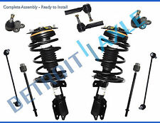 "New 10pc Complete Front Quick Install Ready Strut Kit -Fits 16"" &17"" RIMS ONLY"