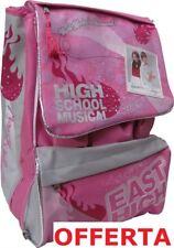 Zaino estensibile High School Musical rosa EAST HIGH