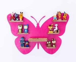 TonieBox Regal Schmetterling Tonie Aufbewahrungregal Toniefiguren Halterung