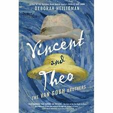 Vincent and Theo: The Van Gogh Brothers - Paperback / softback NEW Heiligman, De