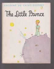 Antoine De Saint-Exupery HCDJ THE LITTLE PRINCE Harcourt World FF $5.95 Mistrans