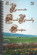 ALLENSVILLE PA 2003 KISHACOQUILLAS VALLEY COOKBOOK FAVORITE AMISH FAMILY RECIPES