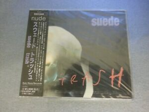 Suede  -  Trash (Japanese 5 track PROMO CD SINGLE - NEW AND STILL SEALED)