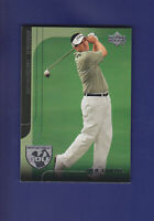 Ben Curtis RC 2004 Upper Deck UD Golf Rookie Tour #112 (MINT)