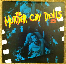 MURDER CITY DEVILS s/t LP at the drive in Area 51 Botch big Business hot snakes