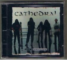 """CATHEDRAL """"LET'S GROOVE"""" CD SEALED RARISSIMO!!!"""