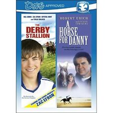 A Horse for Danny & The Derby Stallion DVD Zac Efron, Bill Cobbs, Robert Urich
