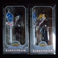 New Evangelion EVA SEGA Police uniform ver. Rei Asuka Figure Complete Set