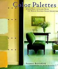 Color Palettes : Atmospheric Interiors Using the Donald Kaufman Color Collectio…
