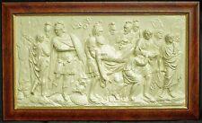 "Death of a Roman Warrior a Wedgwood 24"" Ltd Ed Plaque No.29 of 150 Queen's Ware"