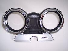 Compteur de vitesse couverture haut chrome Orig. Suzuki gsx1400 02-04 Compteur De Vitesse Instruments Unité