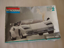 MONOGRAM LAMBORGHINI LP500S 1/24 Model Car