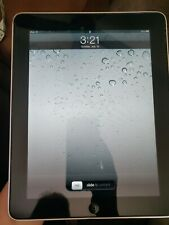 Apple iPad 1st Gen. 58.1GB 9.7in. Model A1219