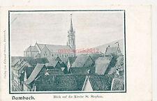 2 X AK, église et hôtel de couronne à Dambach