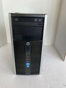 HP Pro 6200 MiniTower Quad Core i7 3.4GHz 8GB 1TB Windows 10 PRo