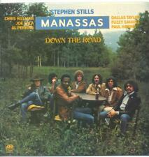 "STEPHEN STILLS MANASSAS - DOWN THE ROAD - 12"" VINYL LP"