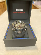 Casio G-Shock Mudmaster GWG-1000-1AJF Men's Wrist Watch - Black