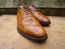 CHEANEY / CHURCH BROGUE – BROWN / TAN – UK 7 –  EXCELLENT CONDITION