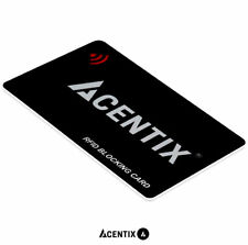Slim RFID / NFC Anti Theft Blocking Credit/Debit Card Protector Signal Blocker