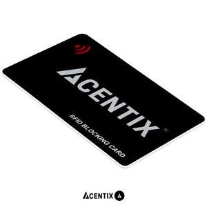 RFID Blocking Card Contactless Protector Blocker Bank Debit Card Wallet UK Purse