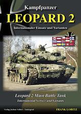 Tankograd: Leopard 2 Main Battle Tank, International Service and Variants