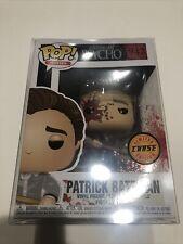 Funko Pop! Movies #942 American Psycho Patrick Bateman Chase w/ Protector