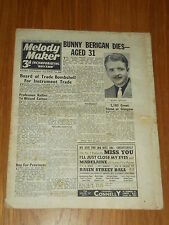 MELODY MAKER 1942 #468 JUL 11 JAZZ SWING BUNNY BERIGAN BILLY COTTON HARRY ROY