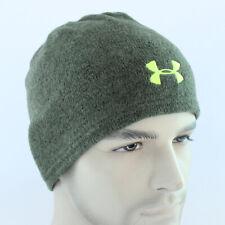 Under Armour Mens Coldgear Infrared Wintersweet Beanie UA Skull Hat Golf Sports