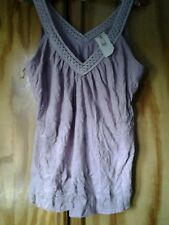 Ladies dusky pink top L from Republic
