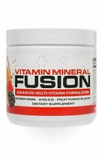 Alex Jones Infowars Vitamin Mineral Fusion Fruit punch dietary health supplement
