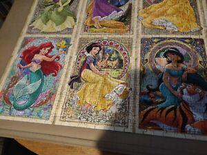 Disney  1000 Piece Jigsaw Disney Princess