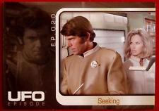 UFO - Individual Base Card #079 - Destruction - Seeking - Cards Inc. 2004