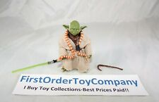 "Star Wars Black Series 6"" Inch Yoda Loose Figure COMPLETE"
