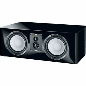 MAGNAT SIGNATURE CENTER 93 PIANO BLACK DIFFUSORE CENTRALE SPEAKER ALTOPARLANTE