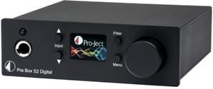 PRO JECT PRE BOX S2 DIGITAL PRE DAC CONVERTITORE STEREO DIGITALE G. UFFICIALE