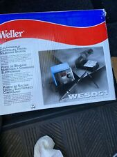 Weller Wesd51 Electronically Controlled Digital Soldering Station Discontinued