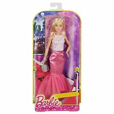 Barbie Pink Fabulous Gown Doll--1