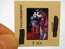 More details for original press promo slide negative - t-rex - marc bolan - 1970's