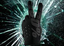 100%25 Prozent Brisker Winter Handschuhe DH MX Motocross MTB Quad BMX Glove Enduro