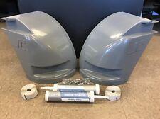 Supreme Corner Cap Kit - 116385 & 116386 + Rivets, Caulk & Sealer! OEM NEW