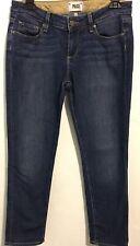 Paige Women's Jeans Size 26 Skinny Leg Jimmy Jimmy Crop
