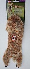 "Skinneeez Stuffing Free Squeaky Plush Dog Toy ~ 21"" Australian Wombat"