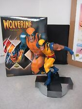 Wolverine Comiquette ~ Interchangeable Head ~ Sideshow Collectibles 2006