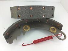 WILLYS MB, MA, BRAKE SHOES SET C/W SPRING AND ADJUSTMENT CAM