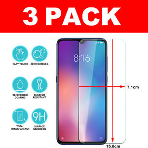 For Xiaomi Poco X3 / Pro / NFC Tempered Glass Screen Protector - CRYSTAL CLEAR
