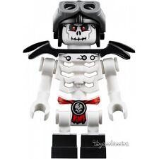 LEGO NINJAGO - MINIFIGURA FRAKJAW SET 70592 - ORIGINAL MINIFIGURE